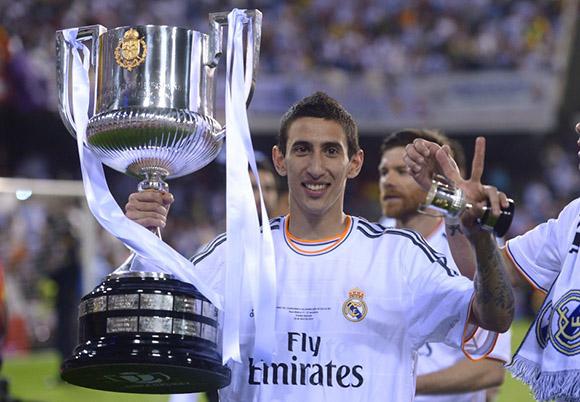 Di María Real Madrid