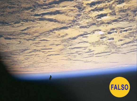 El caballero oscuro, un satélite extraterrestre de 13.000 años