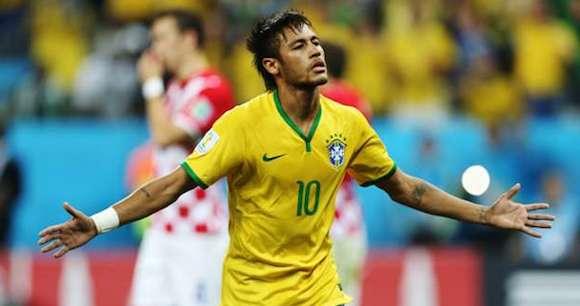 El seleccionador brasileño quiere a Neymar practicando su mejor fútbol en los compromisos internacionales de la canarinha. Foto: Getty.