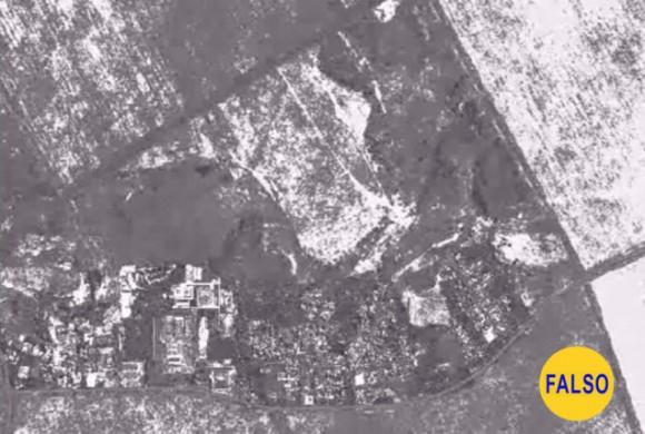 El vídeo del misil del vuelo MH17
