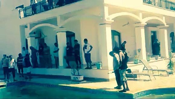 Grupo islamista toma la embajada de EEUU en Libia