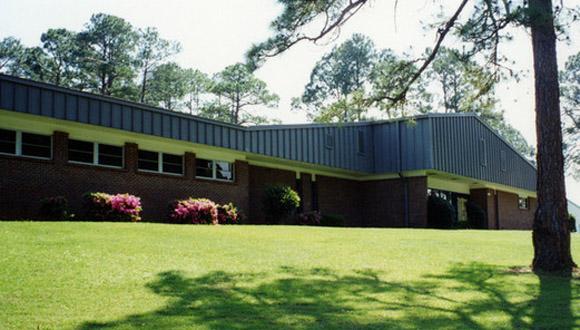 Otrora Escuela para Varones Arthur Dozier, de Marianna. Foto: Archivos del Estado de Florida.