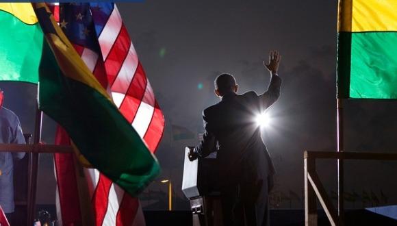 Estados Unidos Africa Obama