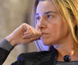 Federica Mogherini copia