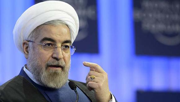 Hasán Rohaní, presidente de Irán. Foto: EFE.