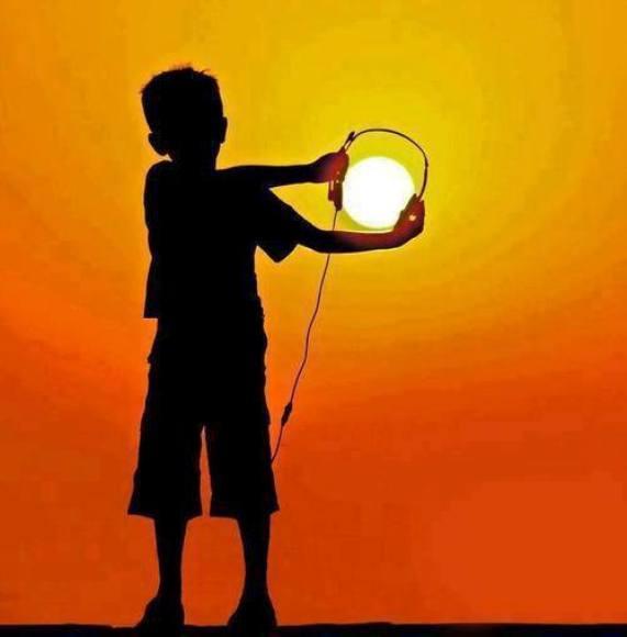 Jugando con el sol 11