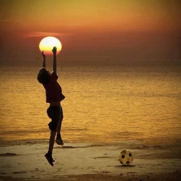 Jugando con el sol 4