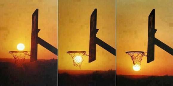 Jugando con el sol 7