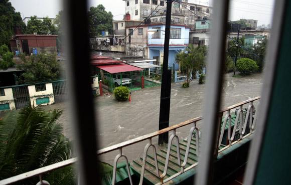 Lluvia en La Habana (1)