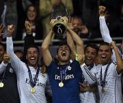 Casillas no pierde una final desde hace 14 años.