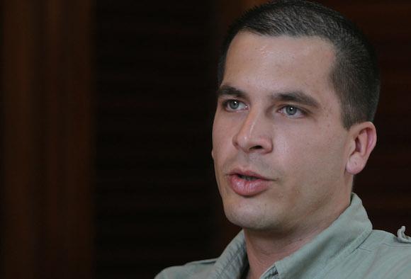Manuel Barbosa, líder del grupo Revolution, afirma que los costarricenses jamás le dijeron que trabajaban para la USAID. Foto: Ladyrene Pérez/ Cubadebate