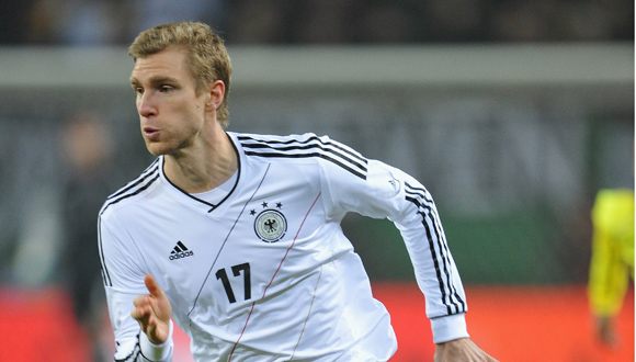 Mertesacker. Foto: Getty Images