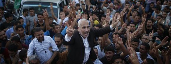 Presidente de Autoridad Nacional Palestina anuncia alto al fuego permanente en Gaza