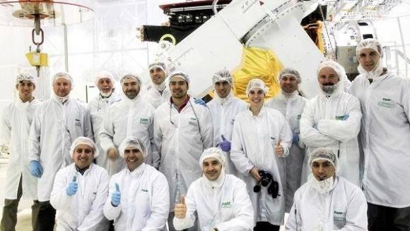 Primer satélite argentino (1)