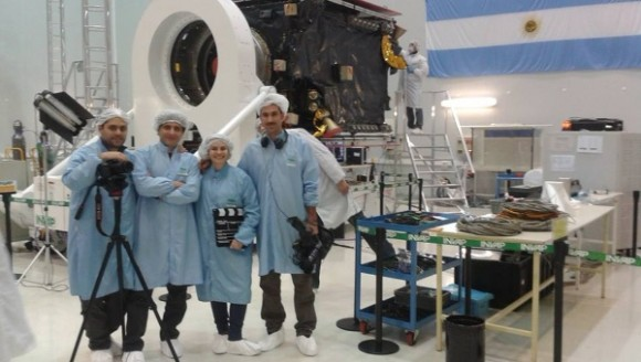 Primer satélite argentino (10)