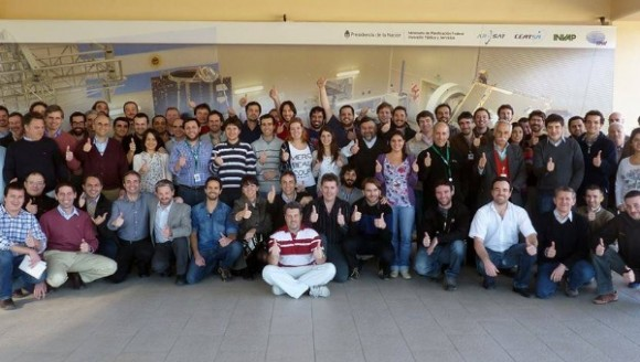 Primer satélite argentino (11)
