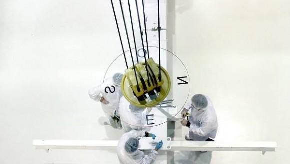 Primer satélite argentino (2)