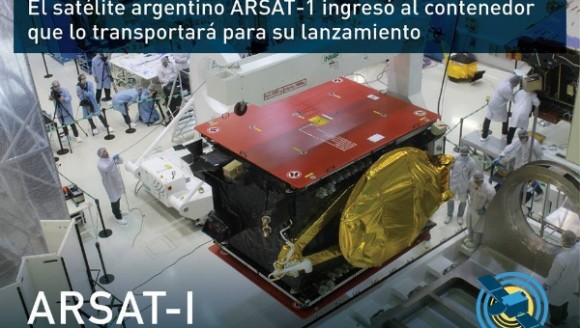 Primer satélite argentino (5)