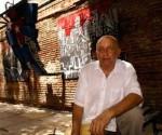 Ramón Silverio, el director del proyecto cultural El Mejunje, de Santa Clara (centro de la Isla).