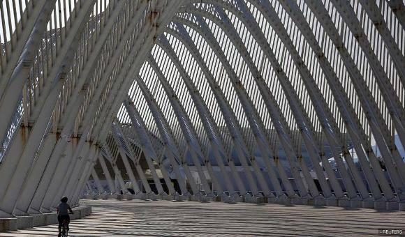 Ruinas de las instalaciones de Atenas 2004 13