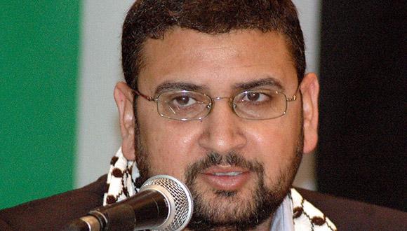 Sami Abu Zuhri, portavoz de Hamas.