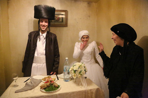 Segundo Lugar: Mea Shearim, en Jerusalén, Israel.