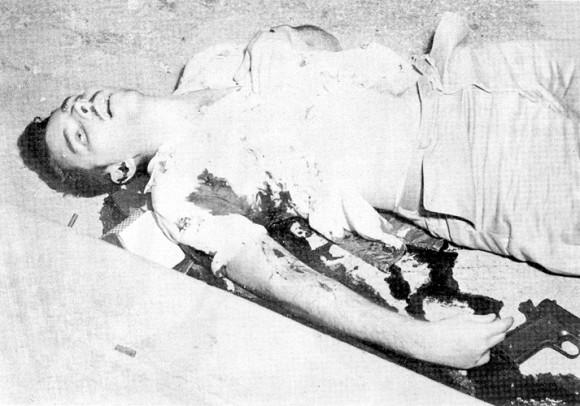 30 julio de 1957: asesinato de Frank País y Raúl Pujols