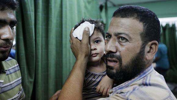 ATACADA DE NUEVO UNA ESCUELA DE LA ONU EN GAZA