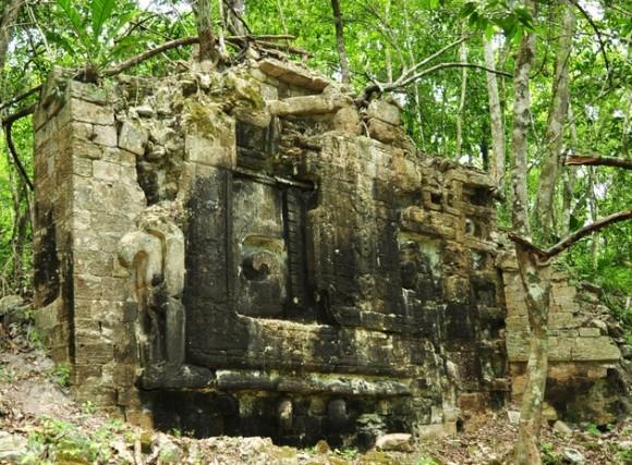 Hallan dos nuevas ciudades mayas en la selva mexicana