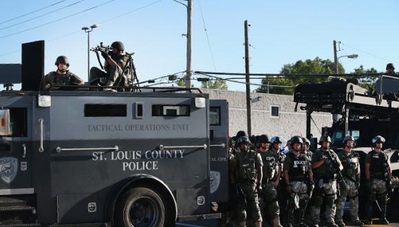 disturbios en estados unidos missouri