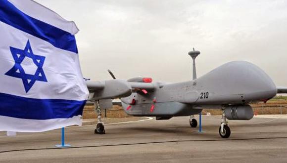 dron israel
