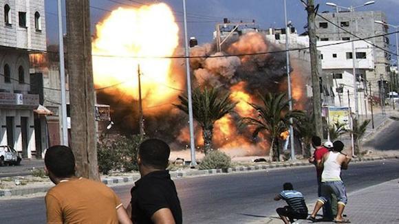 El castigo colectivo a 40 familias de Gaza