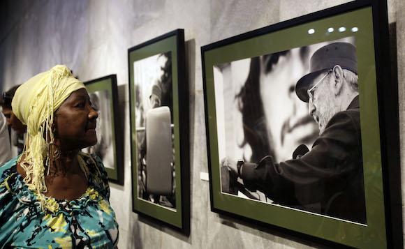 Exposición sobre Fidel Castro recibió miles de visitas