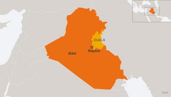 Al menos 70 personas murieron y hay decenas de heridos debido a un atentado contra una mezquita sunita en la provincia de Diyala, en el norte de Irak, señalaron testigos.  Foto: DW.