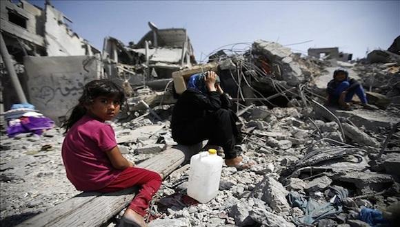 Bombardeos dejan otros 25 muertos en Gaza