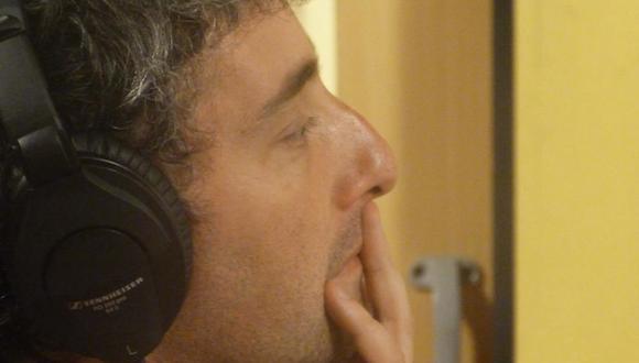 Ignacio/Guido. Foto: Página de Ignacio Hurban.