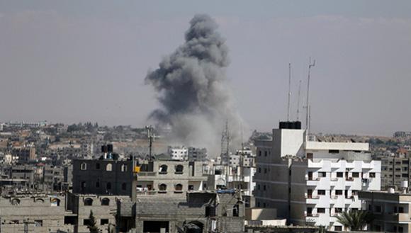 Foto: Ibraheem Abu Mustafa/Reuters.