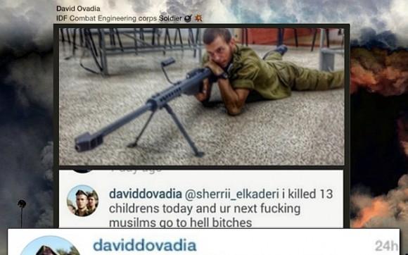 israelita mata a niños
