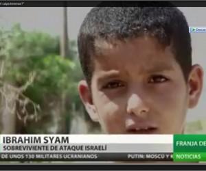Ibrahim Syam. Foto tomada de Russia Today