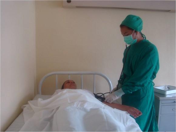 Atención a pacientes bajo vigilancia en el IPK