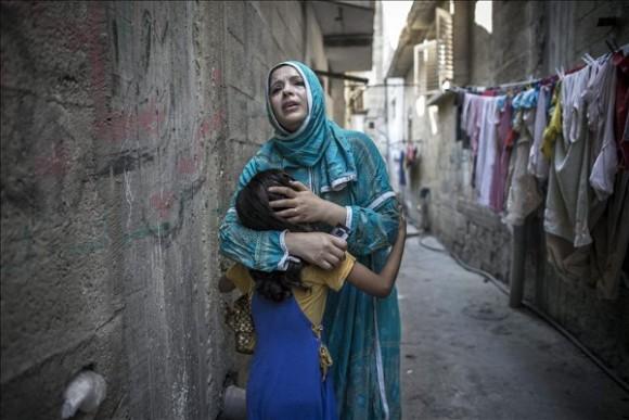 déjame deciros que habéis creado miles –no, millones– de partidarios de Hamás, porque todos nos hemos convertido en Hamás, si para vosotros Hamás significa mujeres, niños y familias inocentes.
