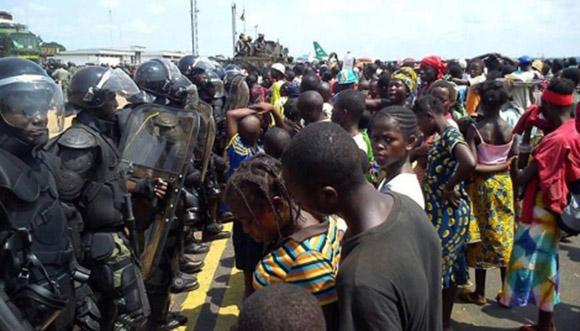 República Centroafricana. Foto: AP (Archivo).