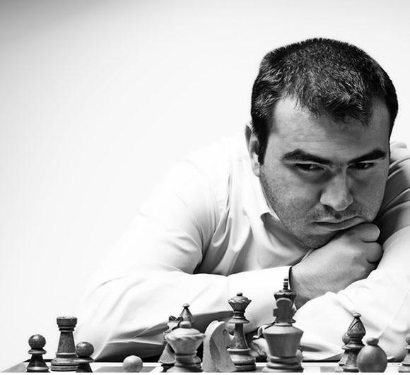 Mamedyarov es el ariete azerí.