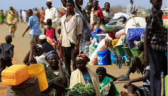 Sudán del Sur. Foto: AFP (Archivo).