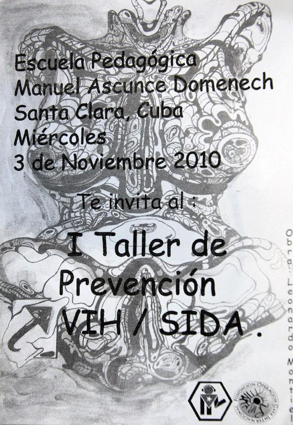 Taller sobre VIH. Foto: Ladyrene Pérez/ Cubadebate.