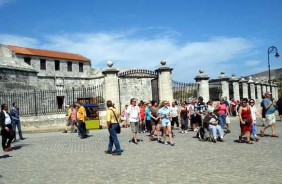 Ya han visitado Cuba este año dos millones de turistas