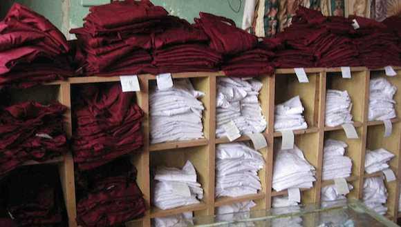 ventas de uniformes escolares