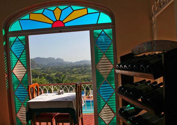 Hotel Los Jazmines, Viñales, Pinar del Rio. Foto: Ismael Francisco/Cubadebate.