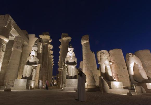 Valle de los Reyes y Tumba de Tutankamón