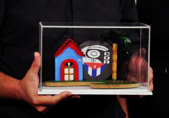 Premio el Barrio. Foto-Roberto Garaicoa Martínez